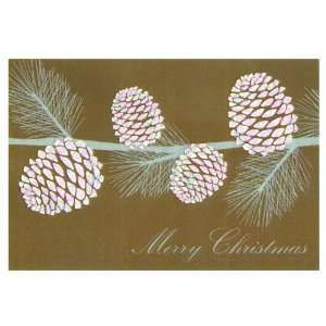 The Gift Wrap Company Elegant Forest Boxed Christmas Cards ...