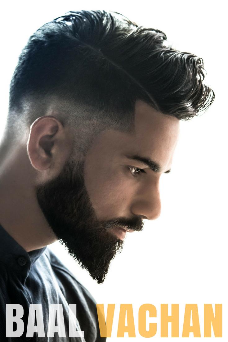 beard styles shape trimmed for men -indian beard styles for