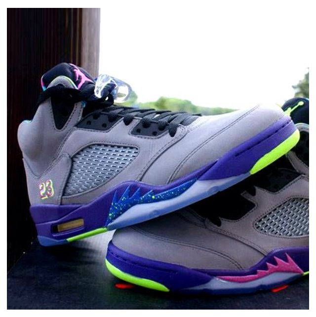 The Bel Air Jordan 5 pays homage to the kicks that the Fresh Prince use to  rock all the time in the popular sitcom. On October fans of the show and of  ...