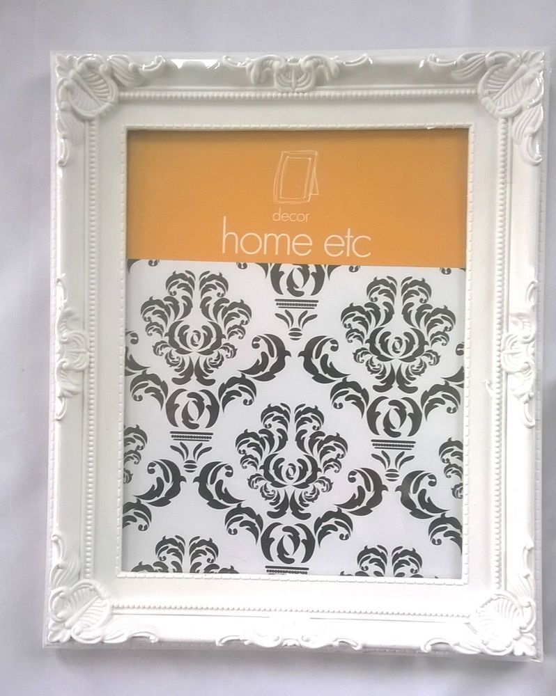 Vintage Shabby Chic French Rococo Picture Frames 10x8 , 7x5 , 6x4 ...