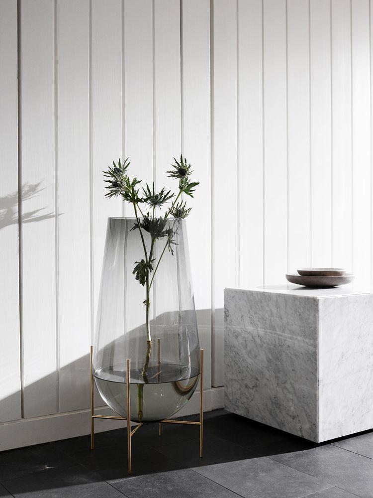 Vasi Decorativi Per Interni Amazing Vaso In Vetro Bocciolo Vaso In