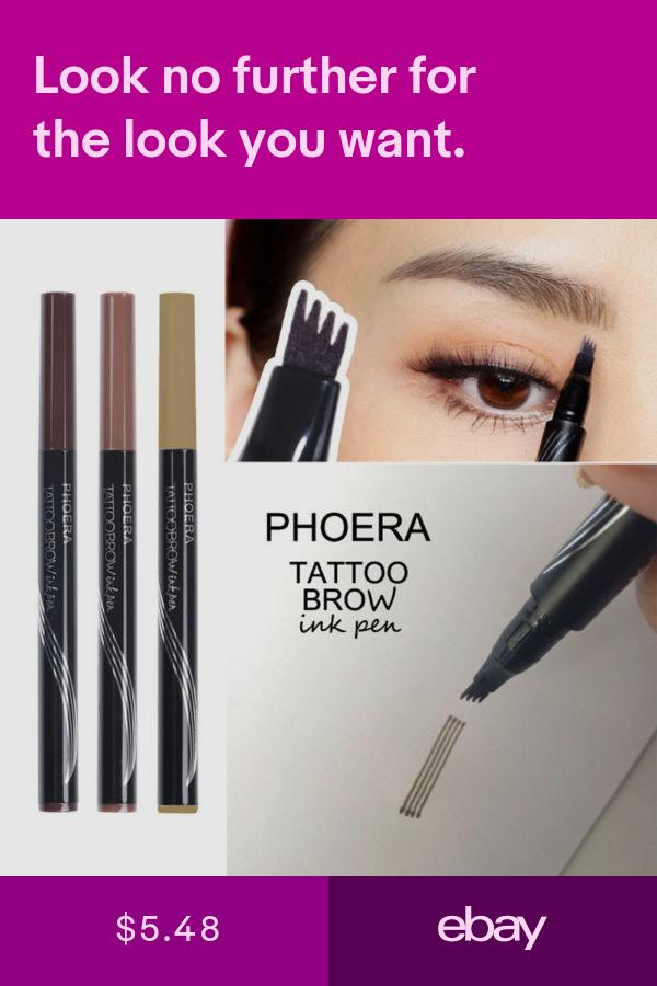 Brushes Health & Beauty ebay Waterproof eyebrow pencil