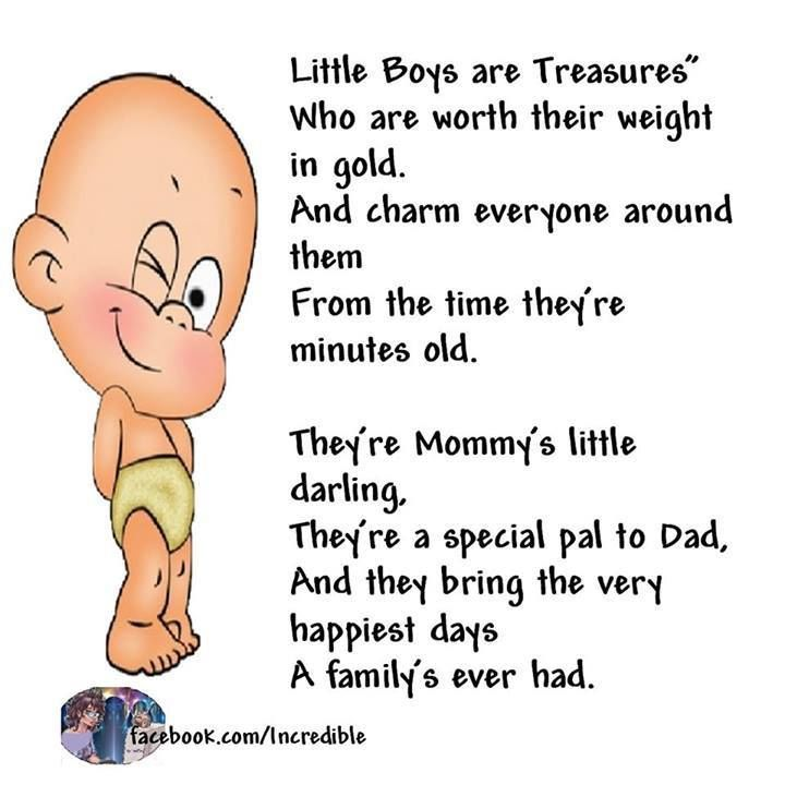 Little Boys Are Treasures quotes quote kids mom mother
