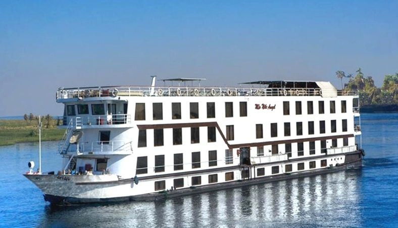 Nile Angel Nile Cruise In 2020 Cairo Hotel Oasis Hotels Havana Hotels