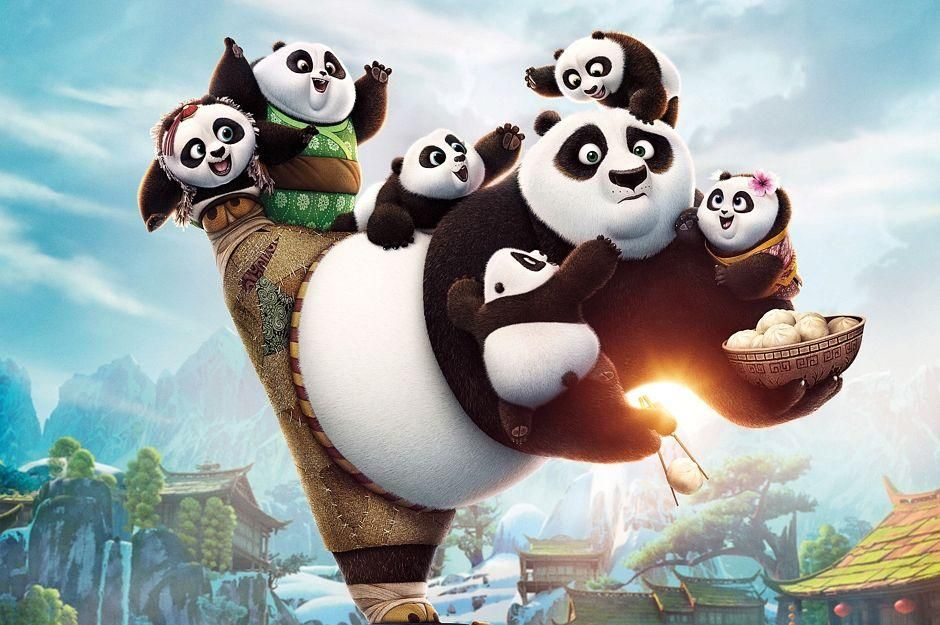 'Jack Black is riding high with the bulk of the belly laughs in this cracker': Alex Zane on Kung Fu Panda 3