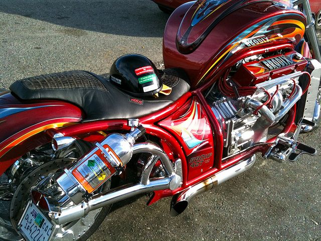 Crazy V8 Motorcycle Boss Hoss Motorcycle Manufacturers Motorcycle