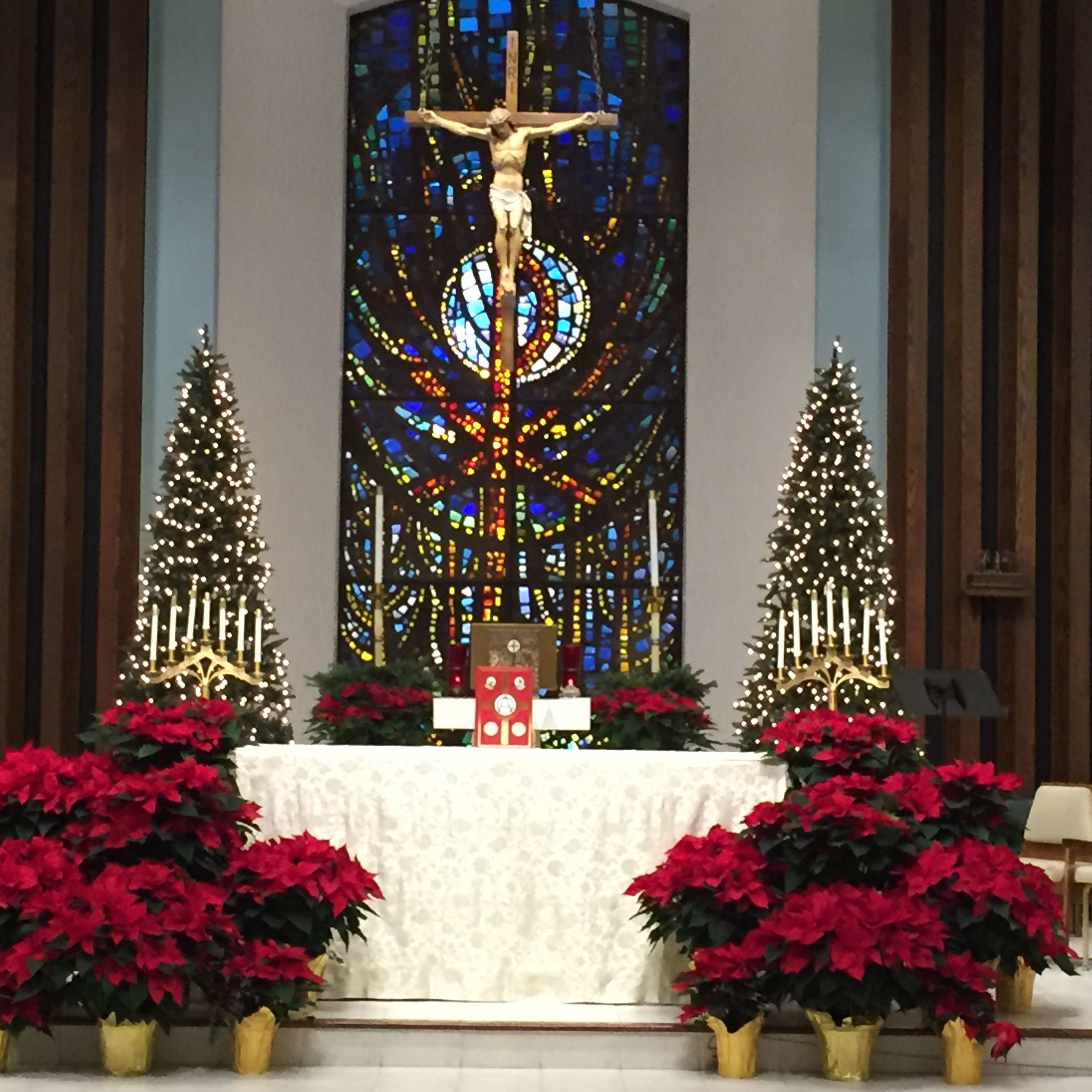 Pin By Brian Gondek On Christmas Church Decorations