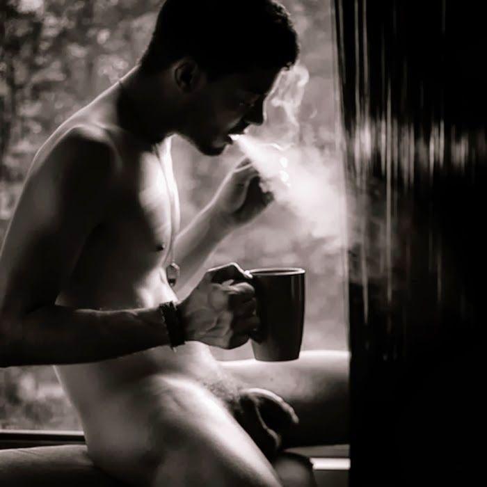 кофе смоком порно