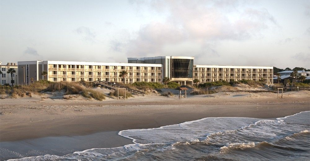 Tybee Island S Largest Hotel Motel Complex Has Been Renamed The Ocean Plaza Resort New Owneranagement Staff And Is Now Called