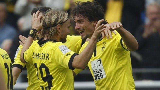 Mats Hummels & Marcel Schmelzer