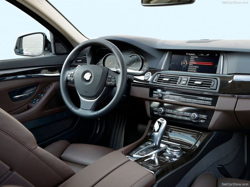 2015 Bmw 520d Touring 2015 Interior With Images Bmw 520d New