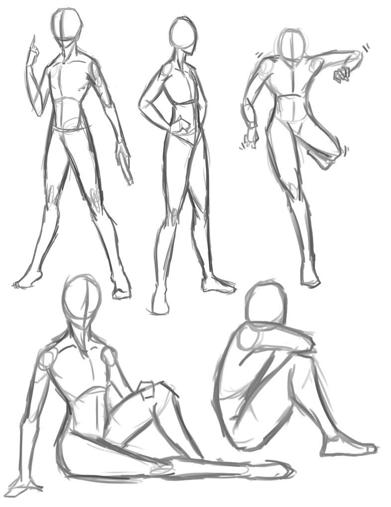 This is a graphic of Lucrative Female Body Poses Drawing Reference