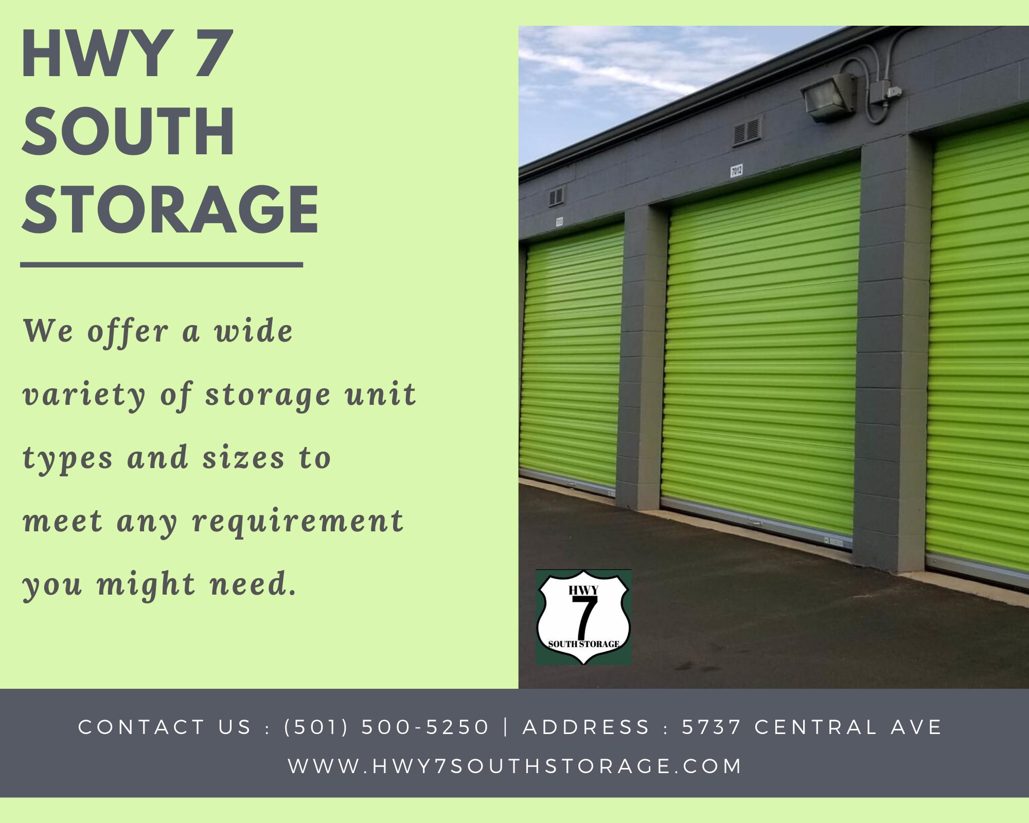 Hwy 7 South Storage Self Storage Storage Rental Storage Unit