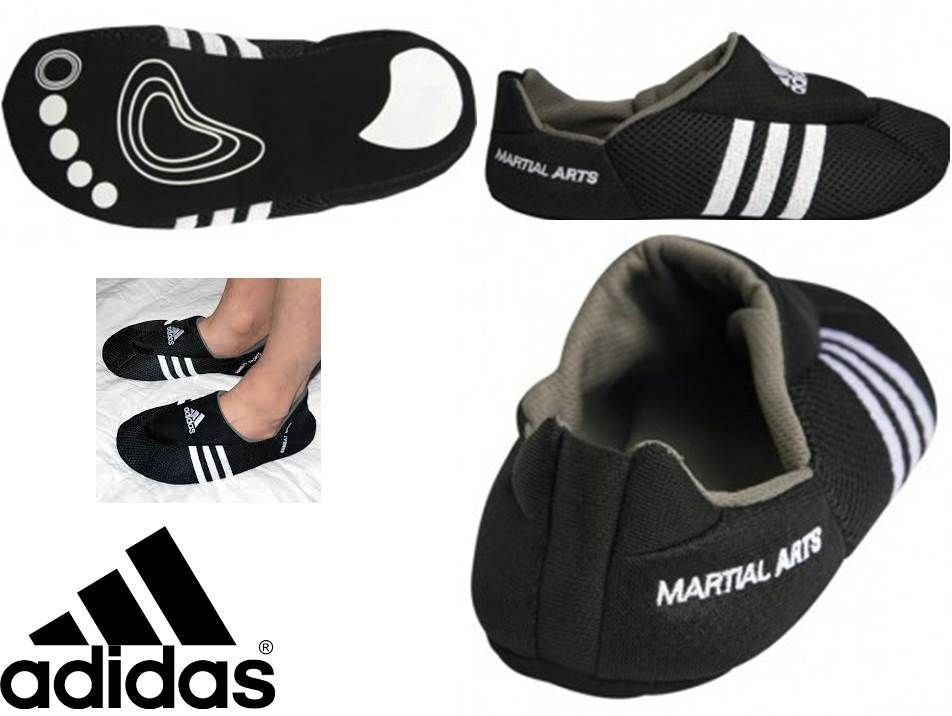 new product 6bd5e 11650 adidas Combat Indoor Slipper Shoes are used for karate, judo and MMA  disciplines. Made from Polyester with a comfortable light mesh material  indoor use only