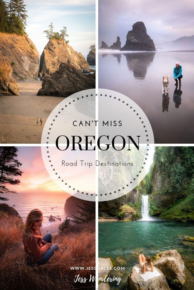 The Ultimate Oregon Road Trip #oregontravel