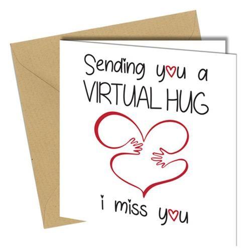 #1324 Virtual Hug