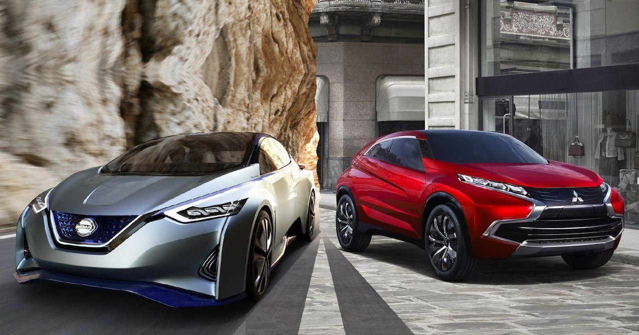 """Nissan e l acquisizione Mitsubishi """"l affare"""" ¨ fatto Cos¬ Nissan ¨"""