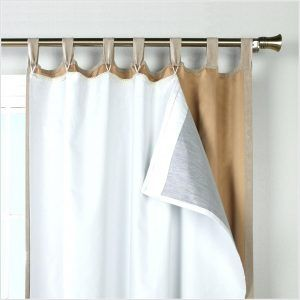 Canopy Microfiber Shower Curtain Liner