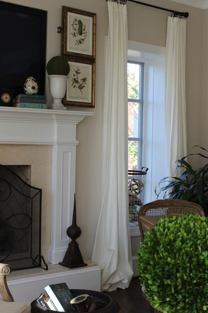 For living room benjamin moore cedar key for the - Beige paint colors for living room ...