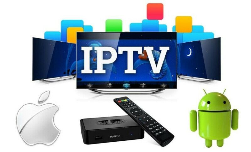 IPTV Smart tv, Android box, Tv services
