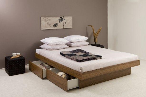 Slaapkamer met poseidon multiflex waterbed gaat jouw persoonlijke