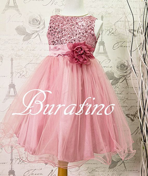 1000  images about Flower girl dresses on Pinterest  Tulle dress ...
