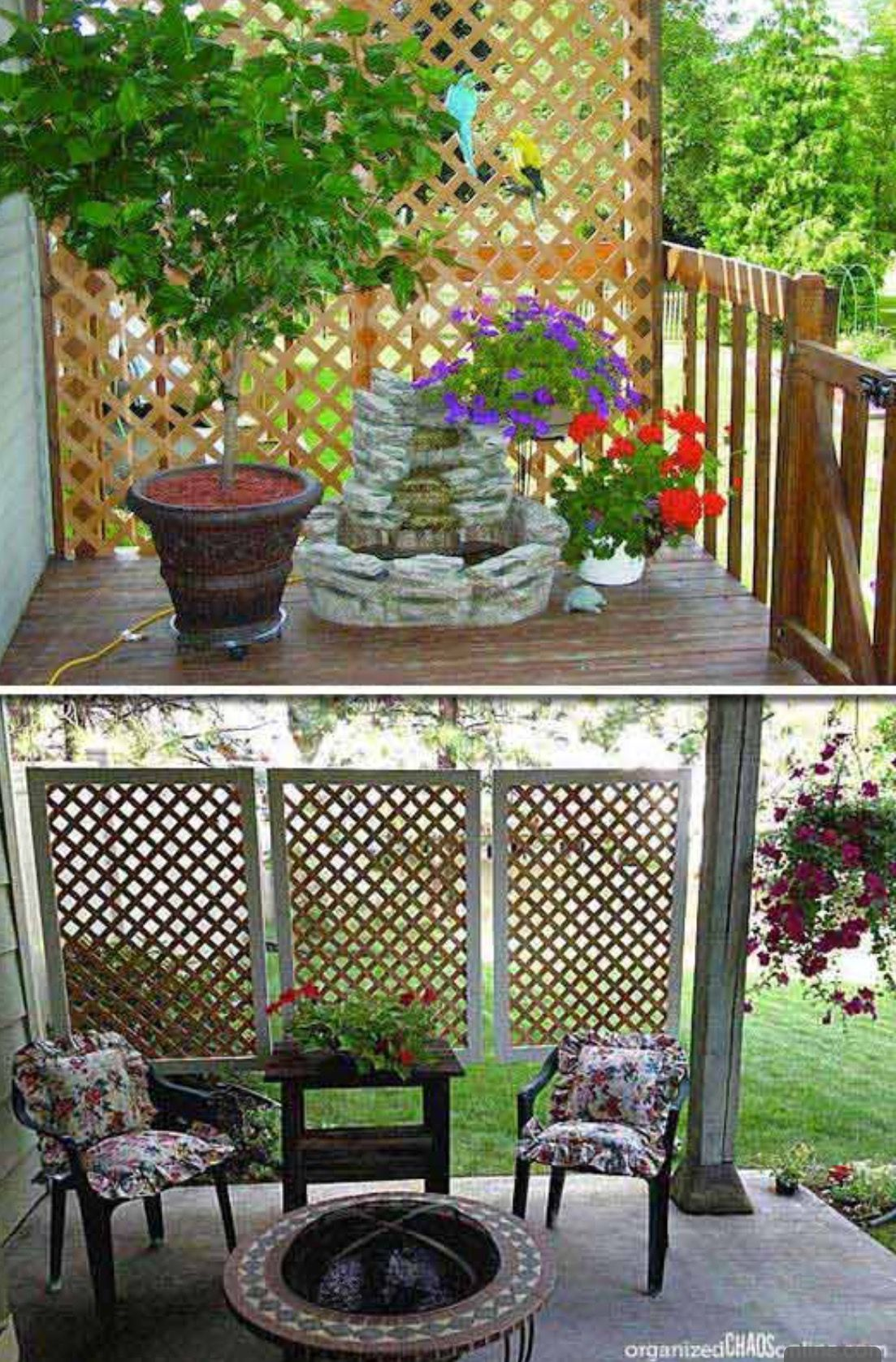 24 Low Cost Ways To Power Up Your Homes Curb Appeal: Pin By Lisa Duhon On Garden / Lanscape