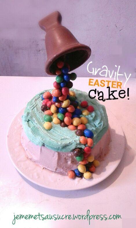 Mon gravity cake pour Pâques ! #gravitycake Bonjour tout le monde ! Je vous présente avec un peu de retard ma recette pour Pâques ! J'avais reçu à Noël un kit pour gravity cakes, et il était temps de le tester ! Je vous rassure, si je … #gravitycake Mon gravity cake pour Pâques ! #gravitycake Bonjour tout le monde ! Je vous présente avec un peu de retard ma recette pour Pâques ! J'avais reçu à Noël un kit pour gravity cakes, et il était temps de le tester ! Je vous rassure, s #gravitycake