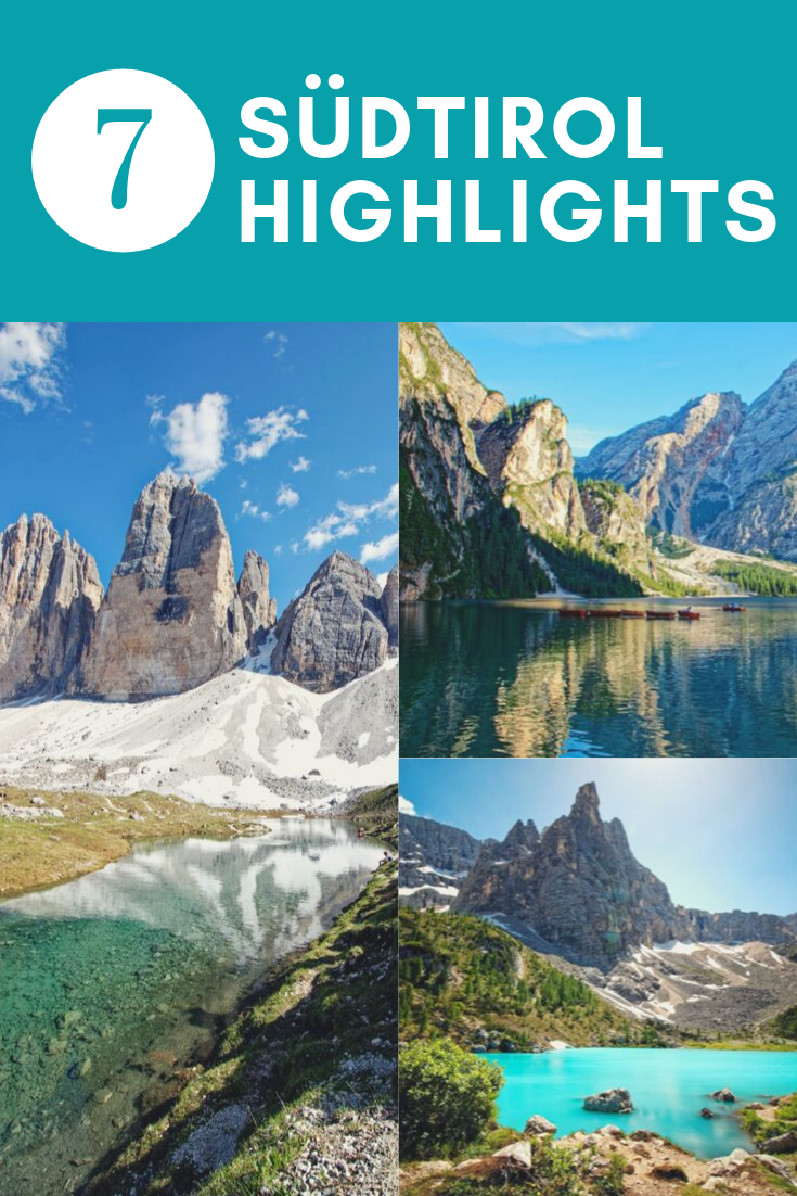 Photo of South Tyrol: 7 highlights for your vacation in the Dolomites