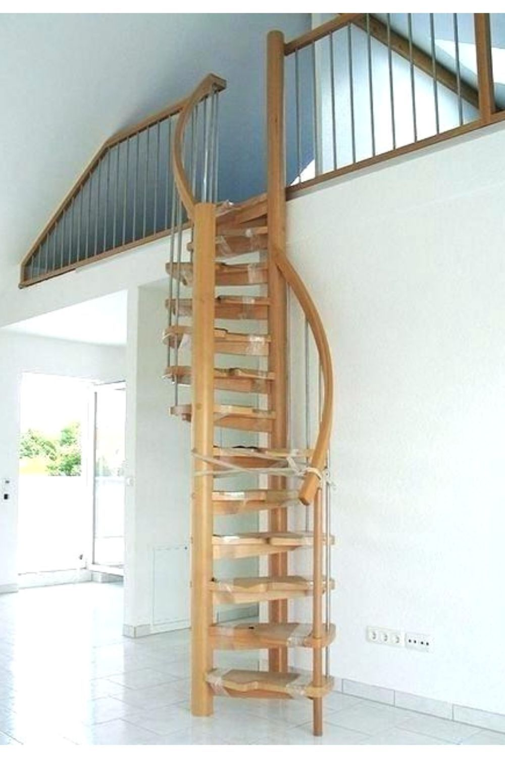 Attractive Straight Stairs Design For Home Stairs Design Loft