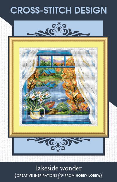 Hobby Lobby Project Lakeside Wonder Embroidery Floss