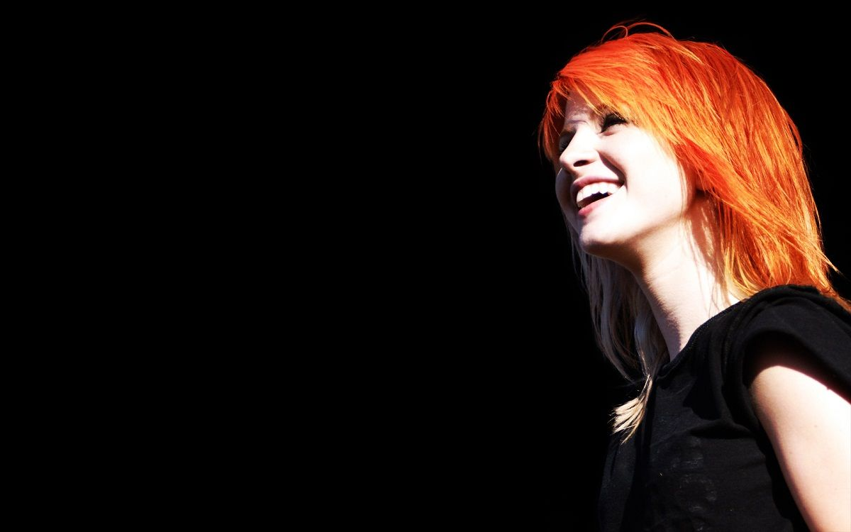 Paramore Wallpaper Paramore Hayley Williams Haley Williams Celebrity Smiles