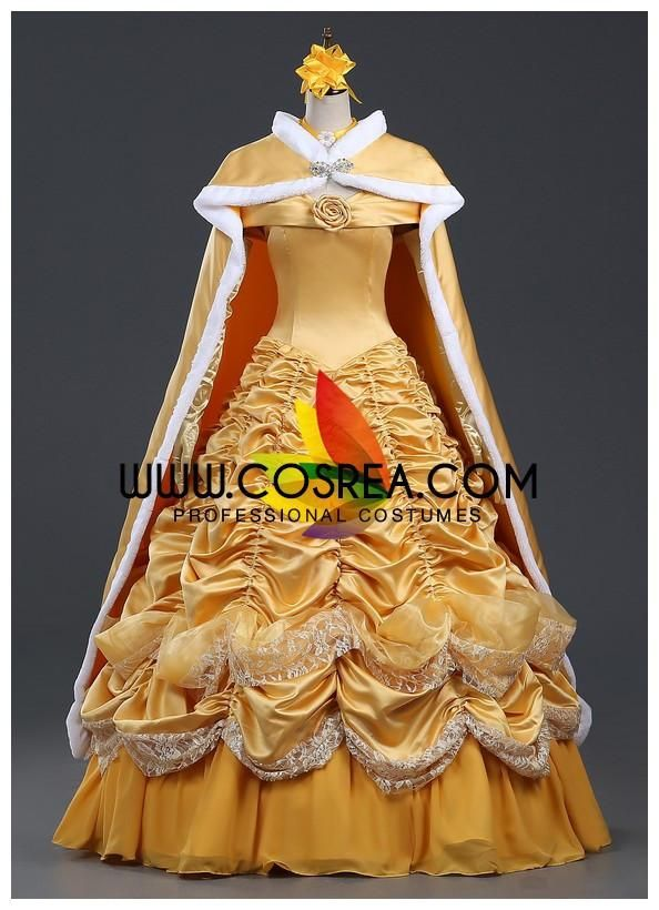 412f8c3986 Image result for belle roses yellow dress | Cosplay Ideas | Satin ...