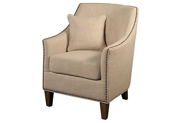 Carrie Armchair On Onekingslane Com Furniture