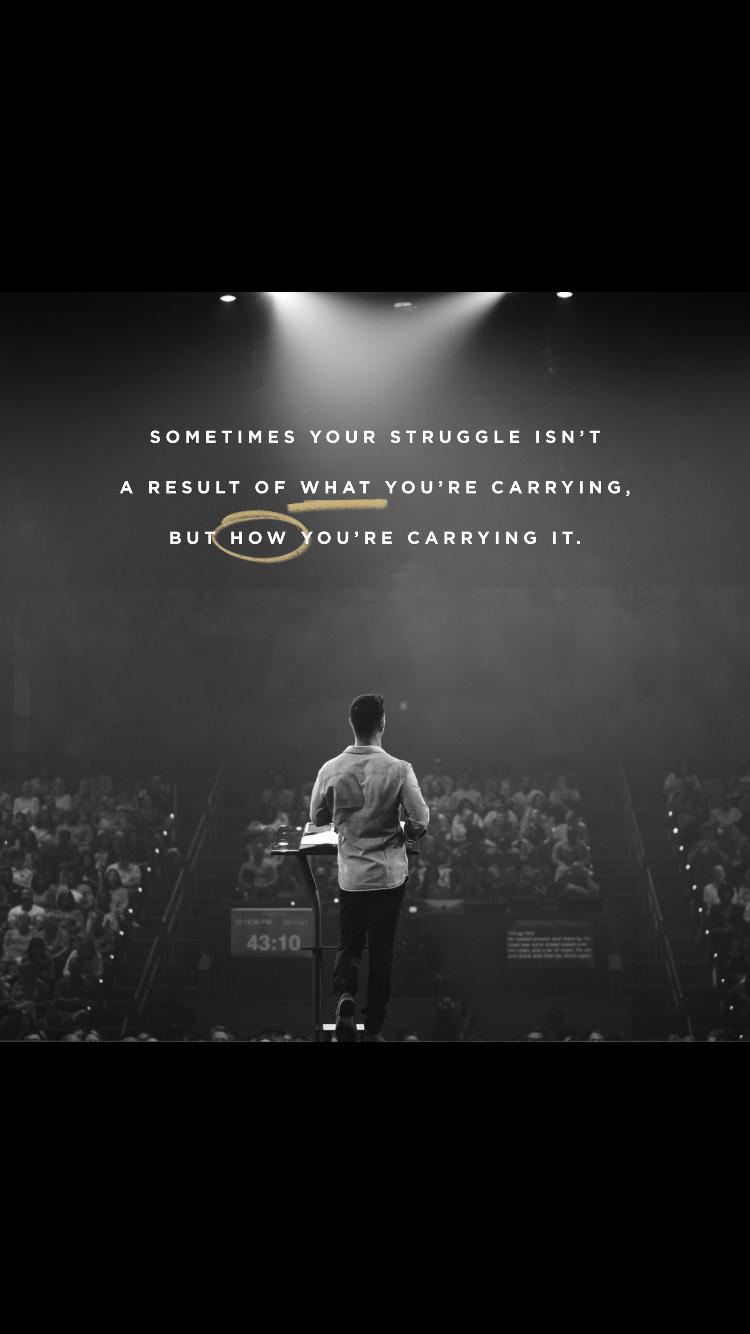 Steven furtick quote #struggle | Better me | Steven furtick ...