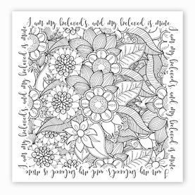 christian coloring pages for adults