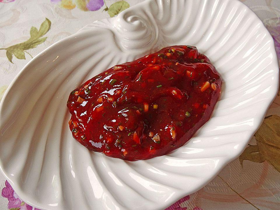 Scharfe Honig-Sauce von monika_m | Chefkoch #stuffedburgerrecipes