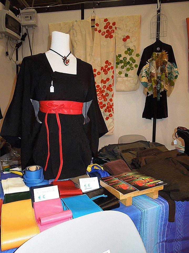 Kimonoflaminia al Romics 2013