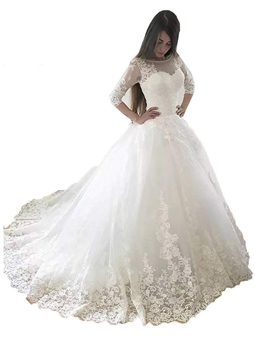 Gownlink Beautiful Full Stitched Christian Train Gown Dress In White Color For Women Beautiful Wedding Gowns Wedding Dresses Dresses [ 1081 x 815 Pixel ]