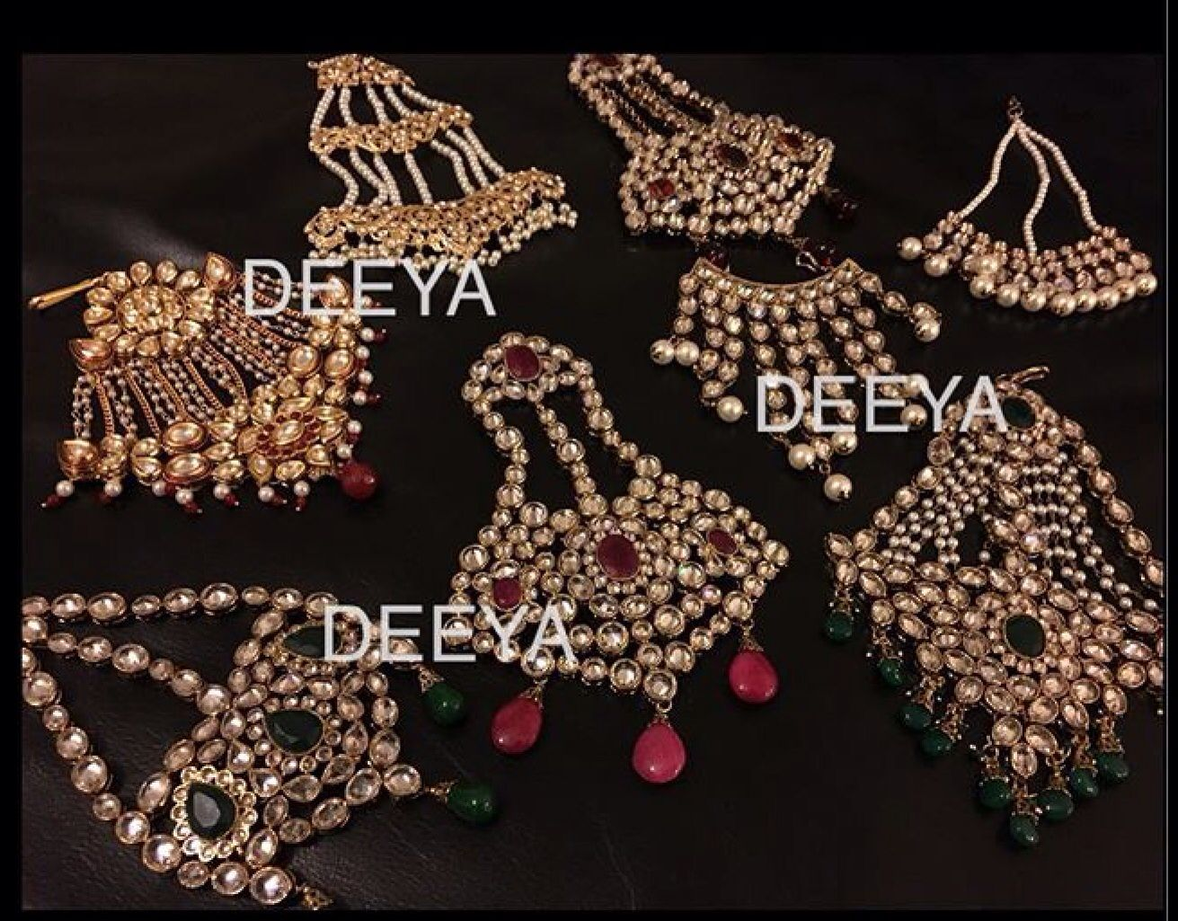 Deeya's uniquely designed high quality jhumar for all
