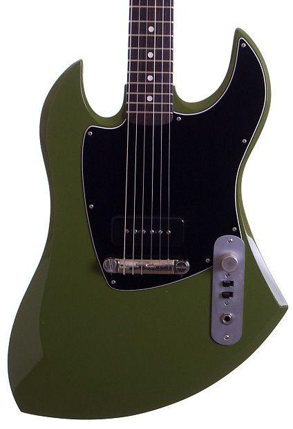 Teisco Spectrum 4 Guitar for Restoration or Parts Guitar