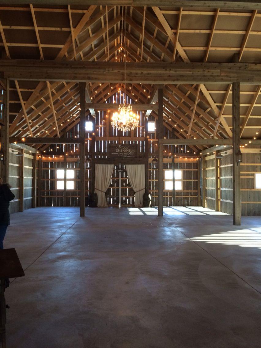 Barn At Kennedy Farm In Indiana For My Wedding