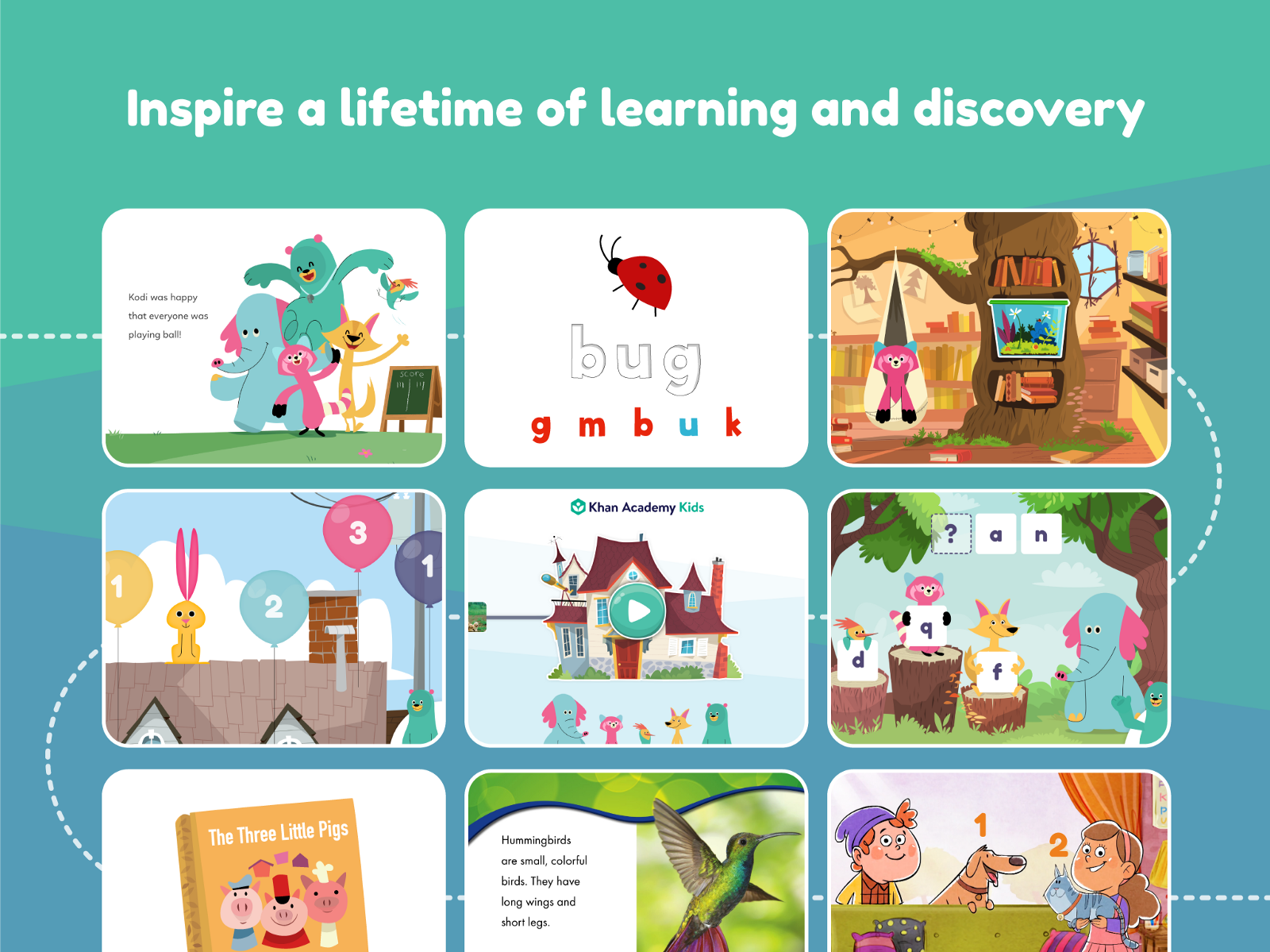 How Khan Academy Kids Is Helping All Children Prepare For