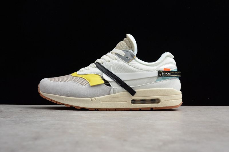 newest e86ac b8084 NIKE AIR MAX 87 MAX 1 X OFF WHITE OW Price  99,90€