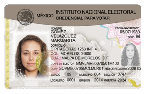 P Chihuahua Chih El Instituto Nacional Electoral Ine