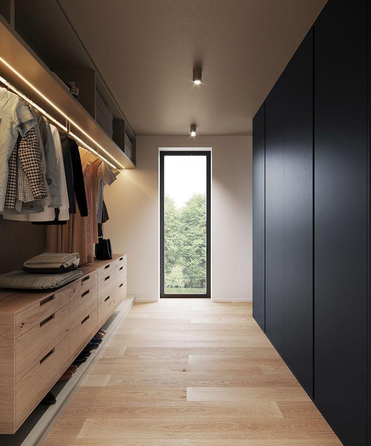Un foyer minimaliste: terreux, moderne et masculin