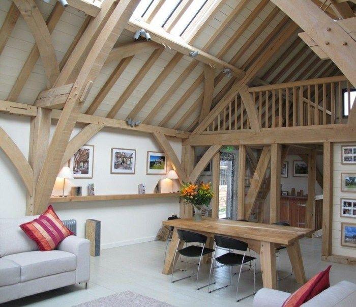 Kleines Wohnzimmer im Landhausstil einrichten - fantasievolle ...
