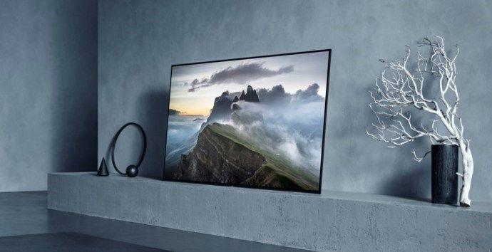 Auf Der Ces 2017 Hat Sony Sein Neues Tv Flaggschiff Modell Den