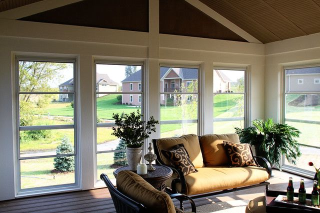 Best Photos Images And Pictures Gallery About 3 Season Room Ideas 3 Season Room Ideas Interior Design 3 Sea 3 Season Room Porch Interior Sunroom Windows