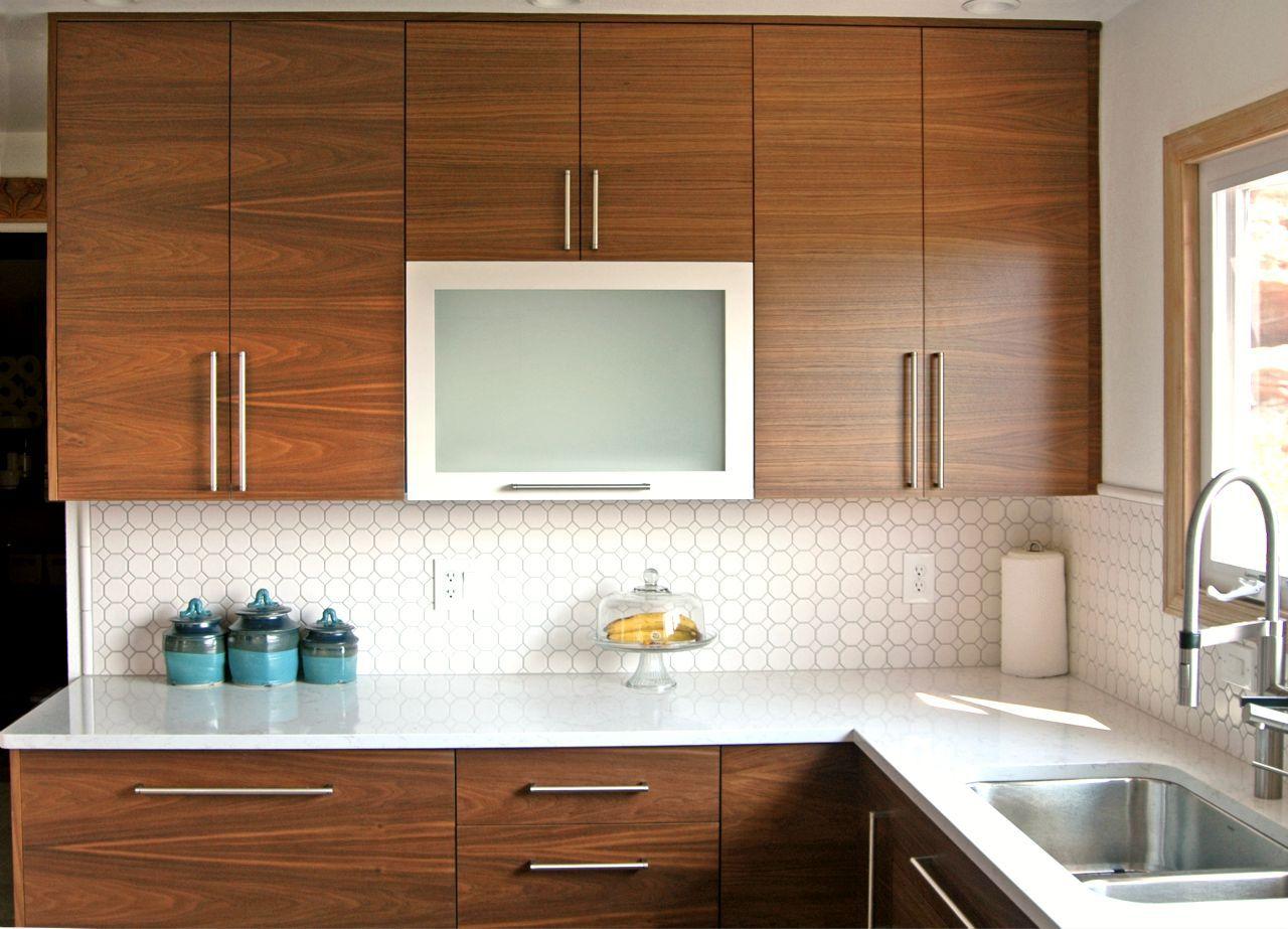 Gentil BKC Kitchen And Bath Denver Kitchen Remodel: Crystal Cabinets, Manhattan  Door Style, Breezewood On Walnut